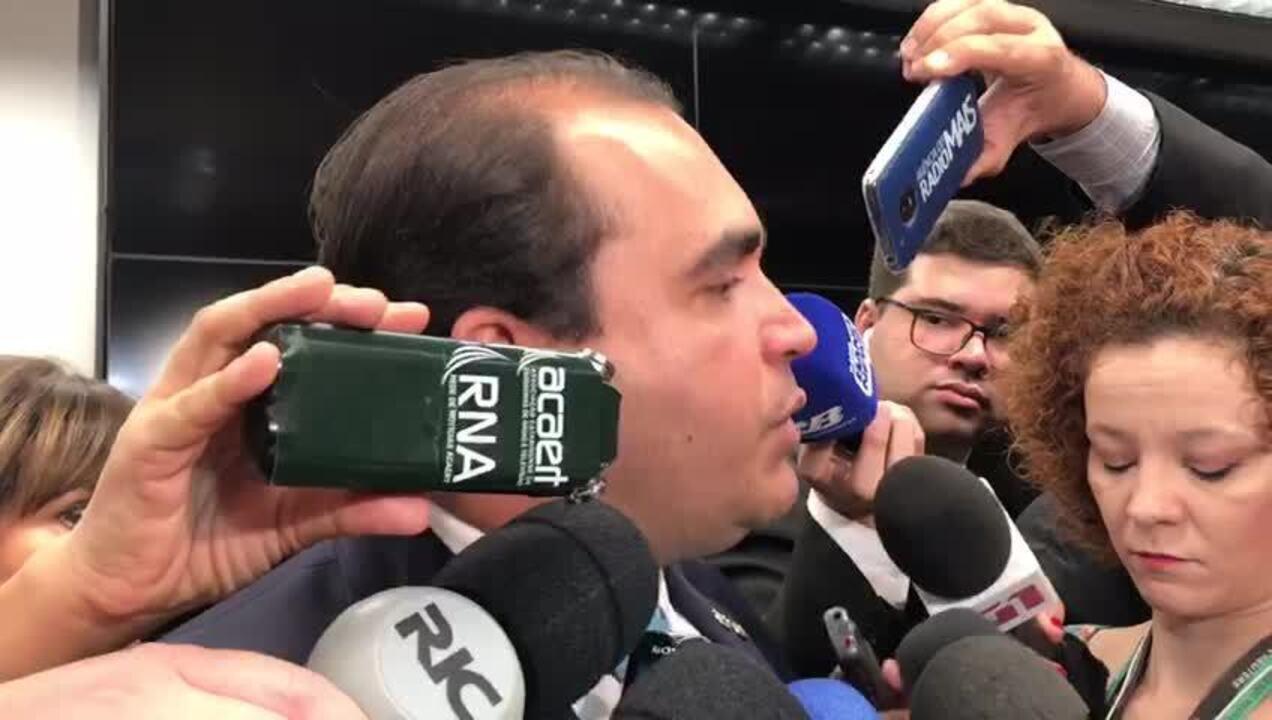 Relator da Previdência na CCJ, Marcelo Freitas, disse que pode haver alterações no parecer