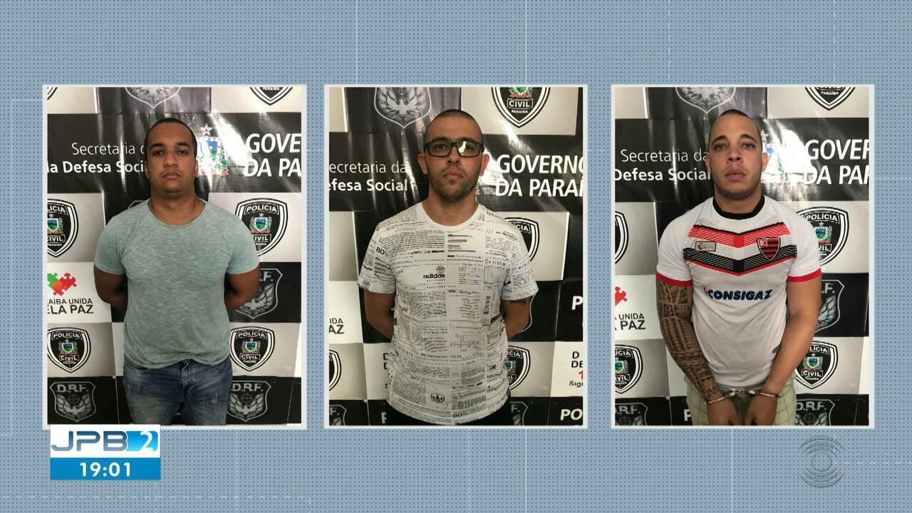Dois Policiais da Bahia são presos suspeitos de envolvimento em sequestros