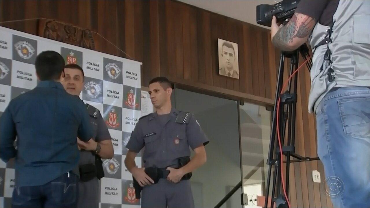Confira repercussão do salvamento de bebê por PMs de Marília