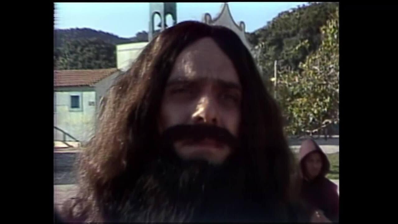 Reveja Francisco Cuoco como Tiradentes na primeira versão de 'Saramandaia'