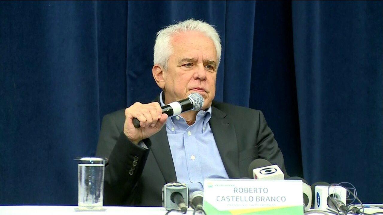 Petrobras anuncia reajuste que deixa o litro do diesel nas refinarias R$ 0,10 mais caro
