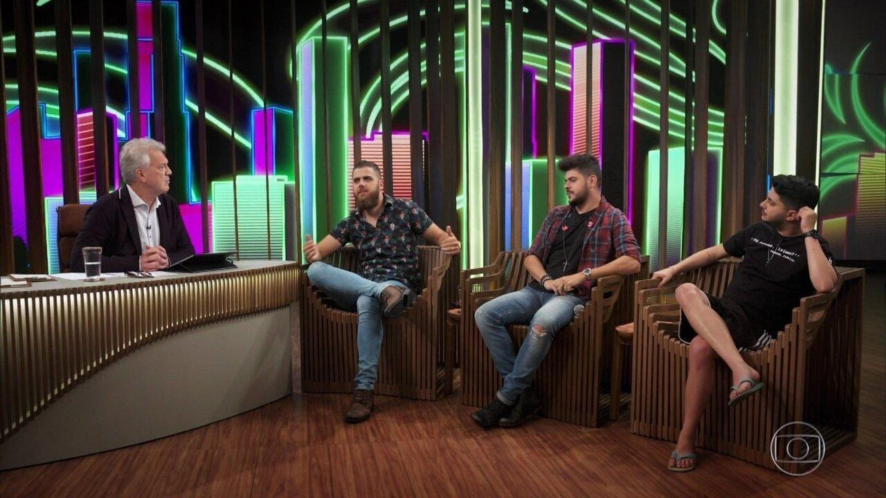 Zé Neto & Cristiano falam sobre a composição de suas músicas
