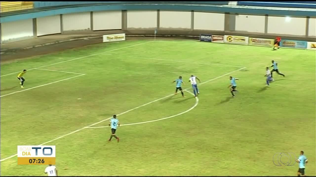 Sparta vence o Araguaína por 1 a 0