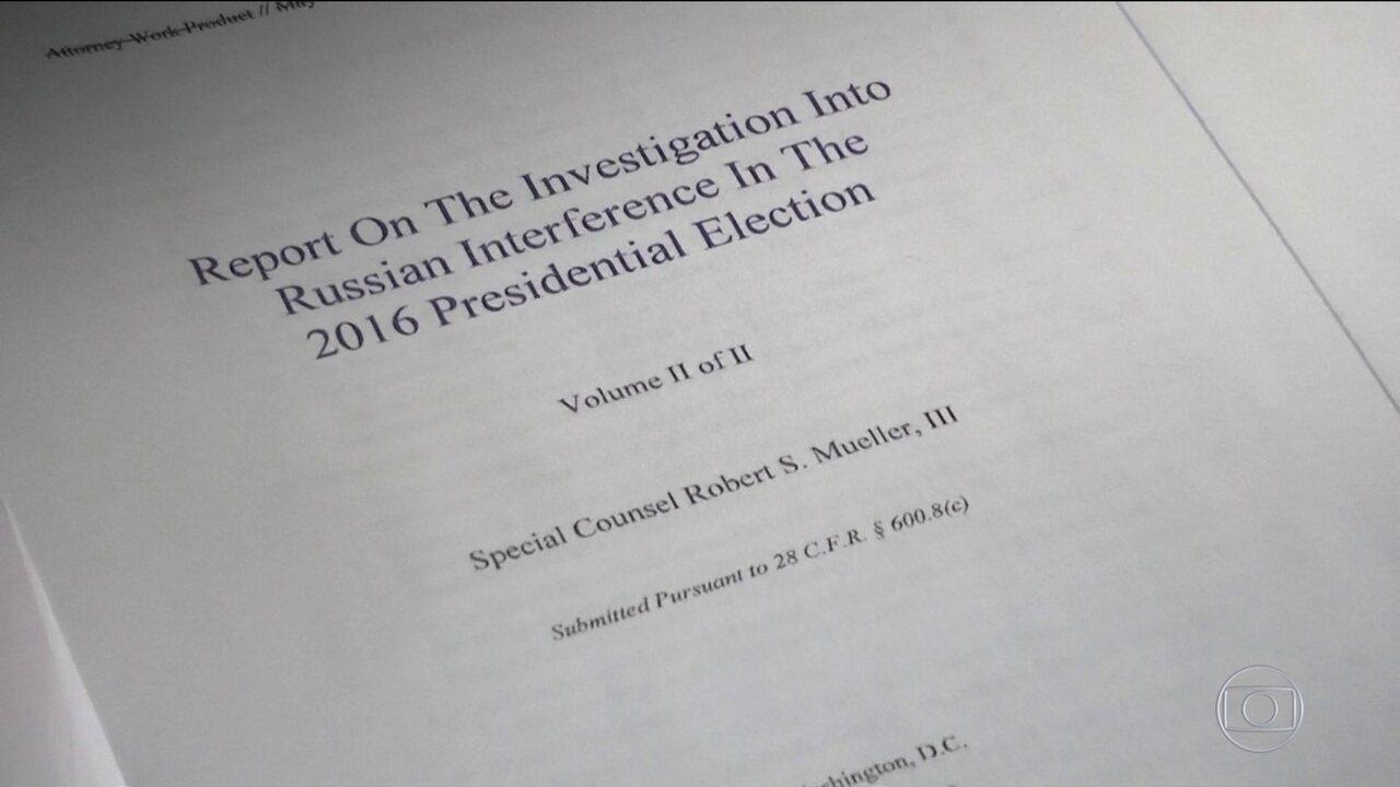 Câmara dos deputados dos EUA quer conhecer relatório sobre eleição americana na íntegra