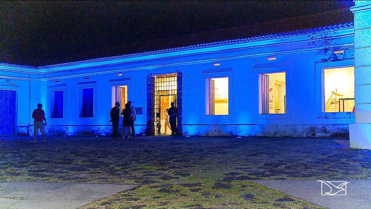 Forte de Santo Antônio em São Luís guarda acervo com histórias seculares