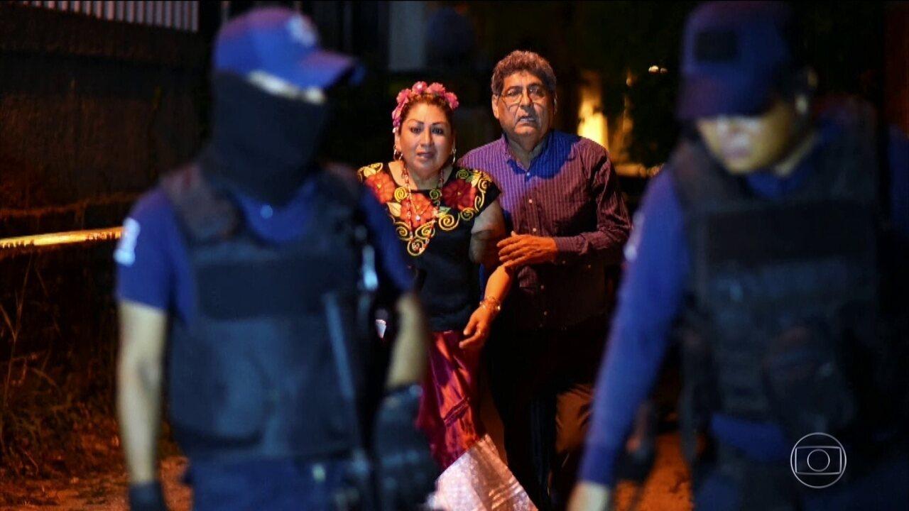 Grupo armado mata 13 pessoas em festa de família no México