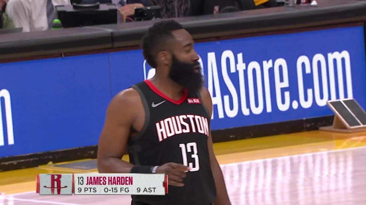 Melhores momentos de Houston Rockets 104 x 101 Utah Jazz pela NBA