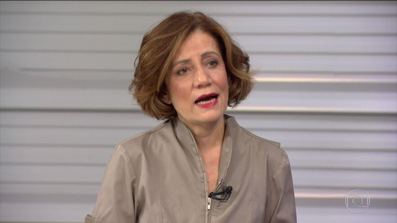 Miriam Leitão comenta sobre a dificuldade de negociar a reforma da previdência já na CCJ