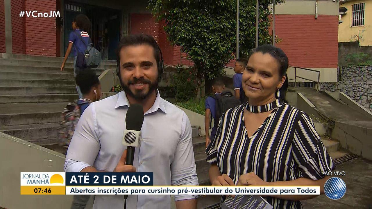 Universidade para Todos abre vagas para cursinho pré-vestibular