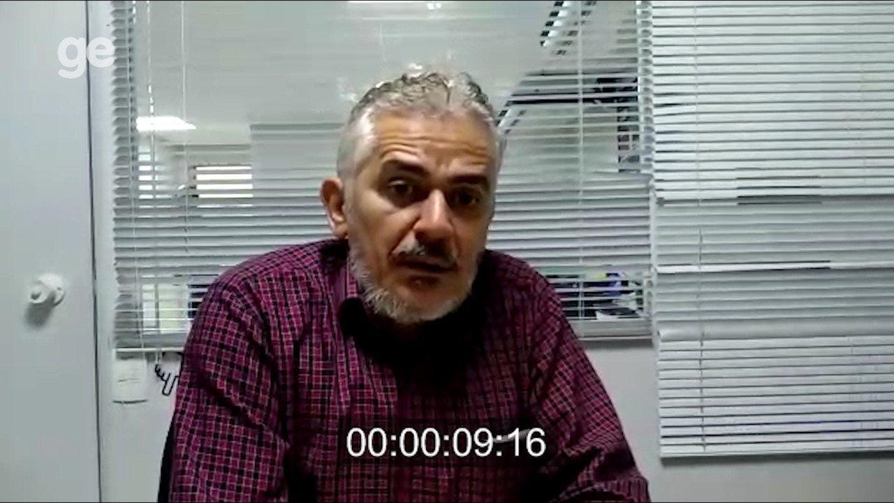 Eleições do Vitória: confira a entrevista de Gilson Presídio ao globoesporte.com/ba