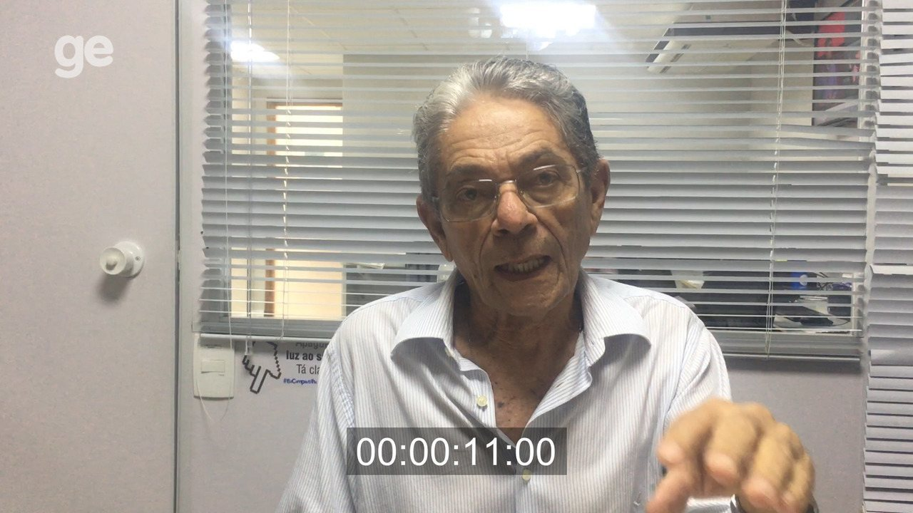 Eleições do Vitória: confira a entrevista de Raimundo Viana ao globoesporte.com/ba