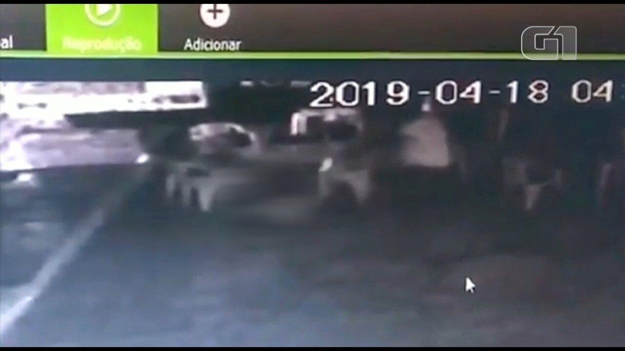 Vídeo mostra empresário matando vítima a tiros em posto de combustíveis de Araçatuba
