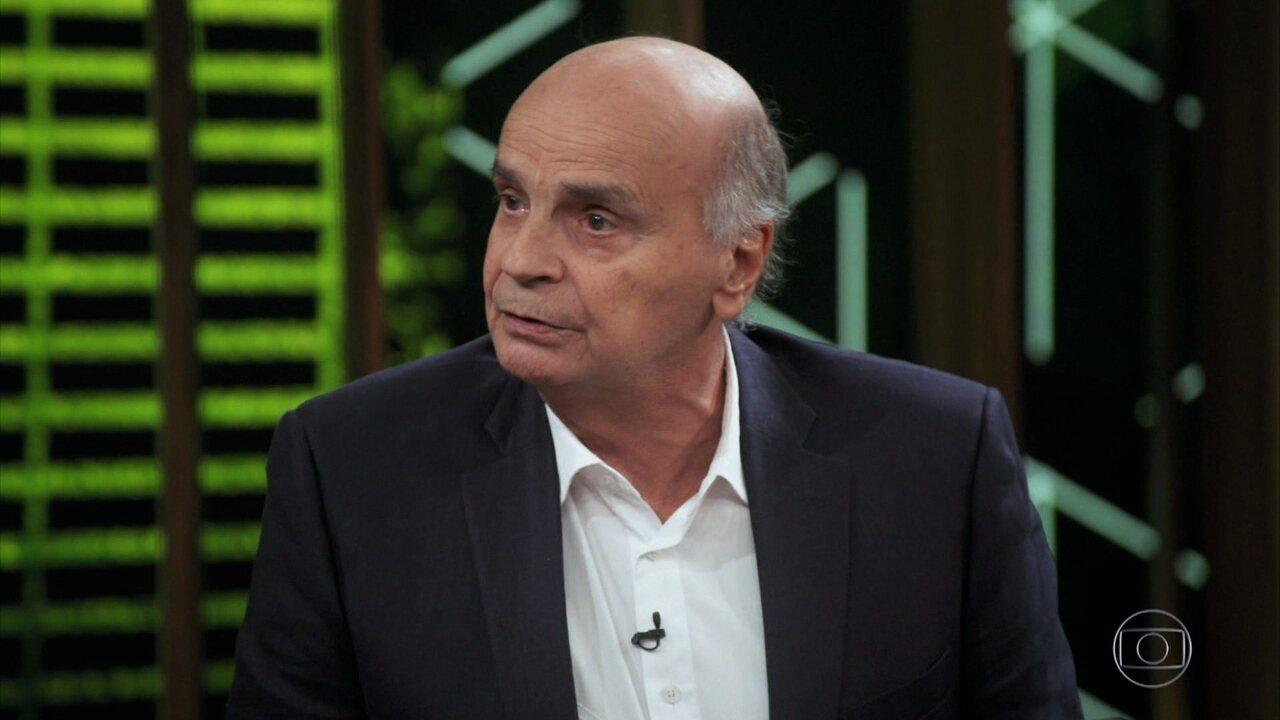 Drauzio Varella fala sobre a relação da Igreja com a epidemia da AIDS
