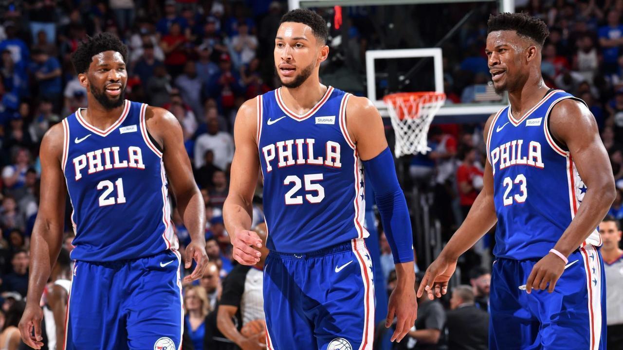 Melhores momentos: Brooklyn Nets 100 x 122 Philadelphia 76ers pela NBA