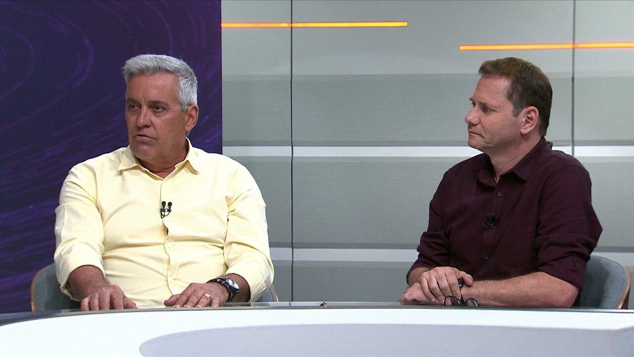 Comentaristas analisam a eliminação do Atlético Mineiro da Libertadores