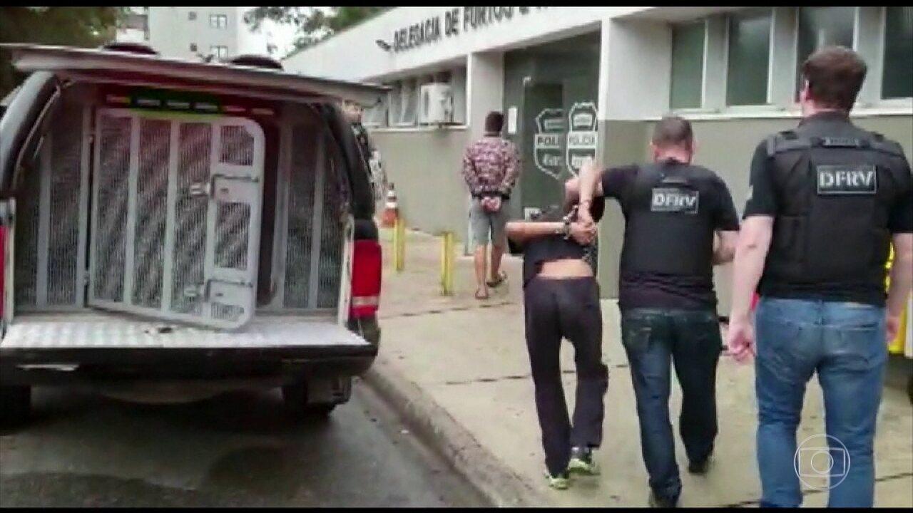 Operação nacional busca foragidos por roubo, homicídio e estupro em todo o Brasil