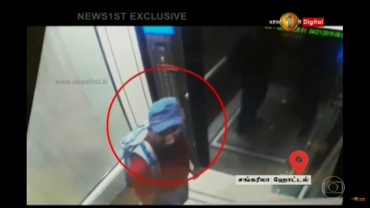 Governo do Sri Lanka identifica oito dos nove terroristas suicidas