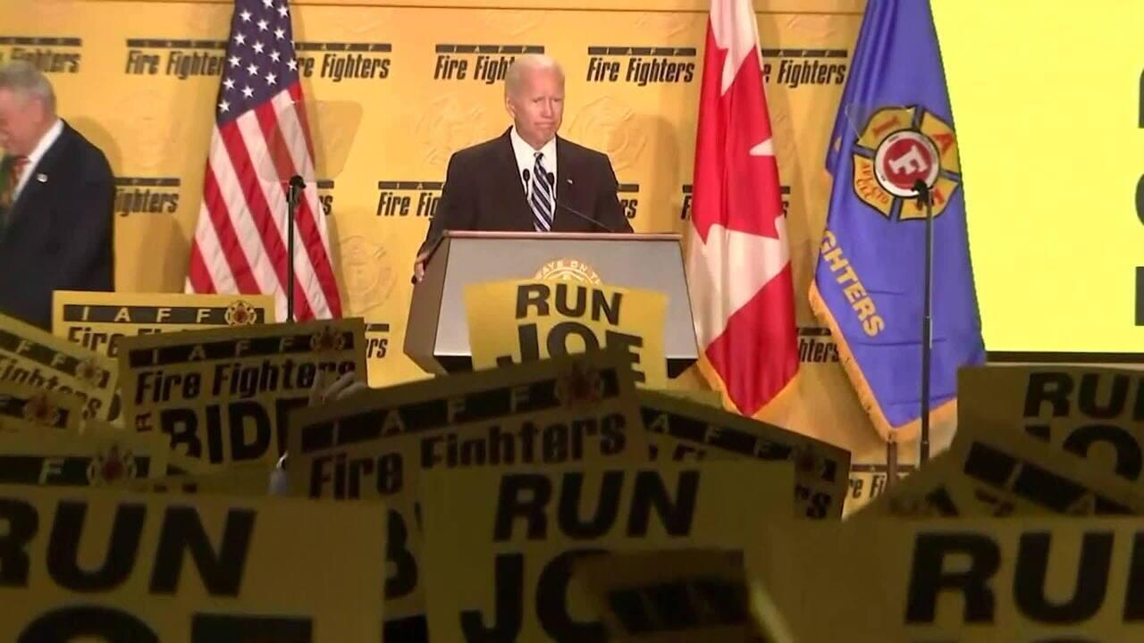 Ex-vice-presidente Joe Biden oficializa pré-candidatura à presidência