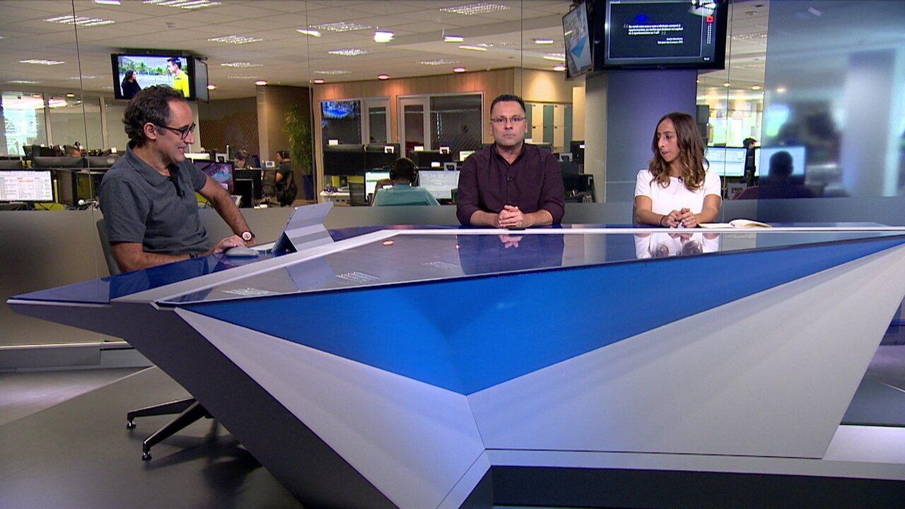 Comentaristas analisam situação do Flamengo na Libertadores