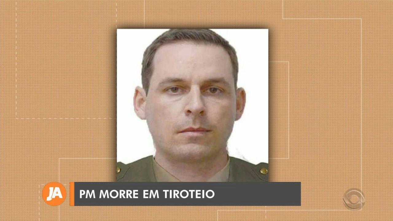 Policial baleado morre após confronto com grupo suspeito de atacar banco em Porto Xavier