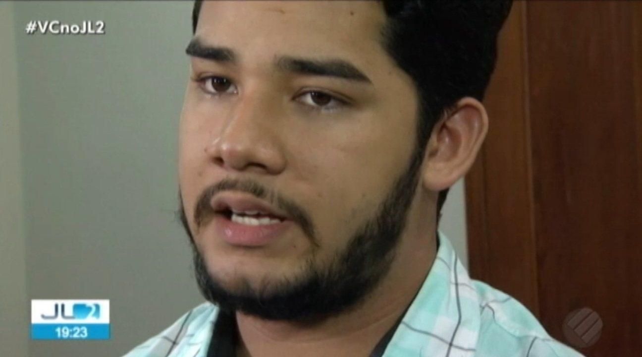 Vídeo mostra lutador sendo atropelado em Belém; motorista presta depoimentos à Polícia