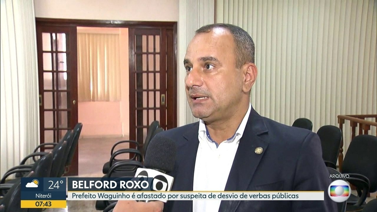 Belford Mayor Roxo is removed from office