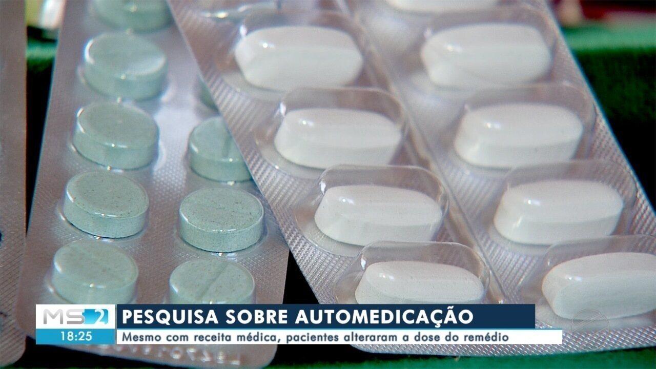 De relaxante muscular a antibióticos, profissionais alertam para o risco da automedicação