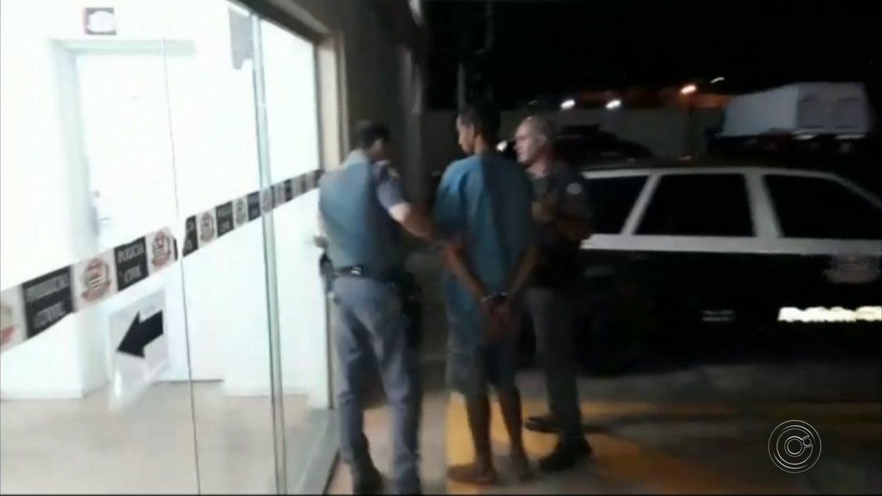 Homem é preso suspeito de sequestrar e estuprar jovem em Jaú