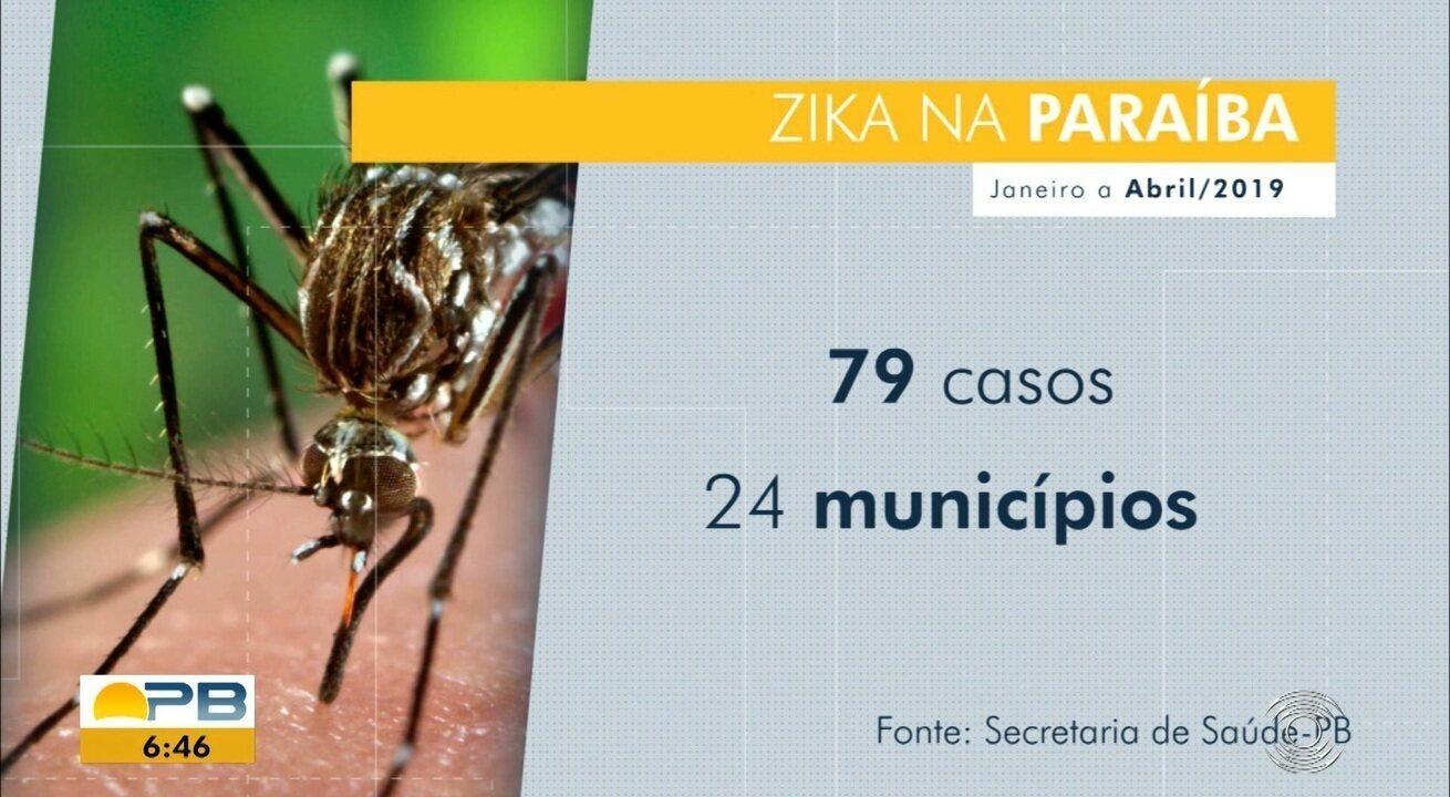 Dez casos de morte provocados por dengue foram confirmados este ano na PB