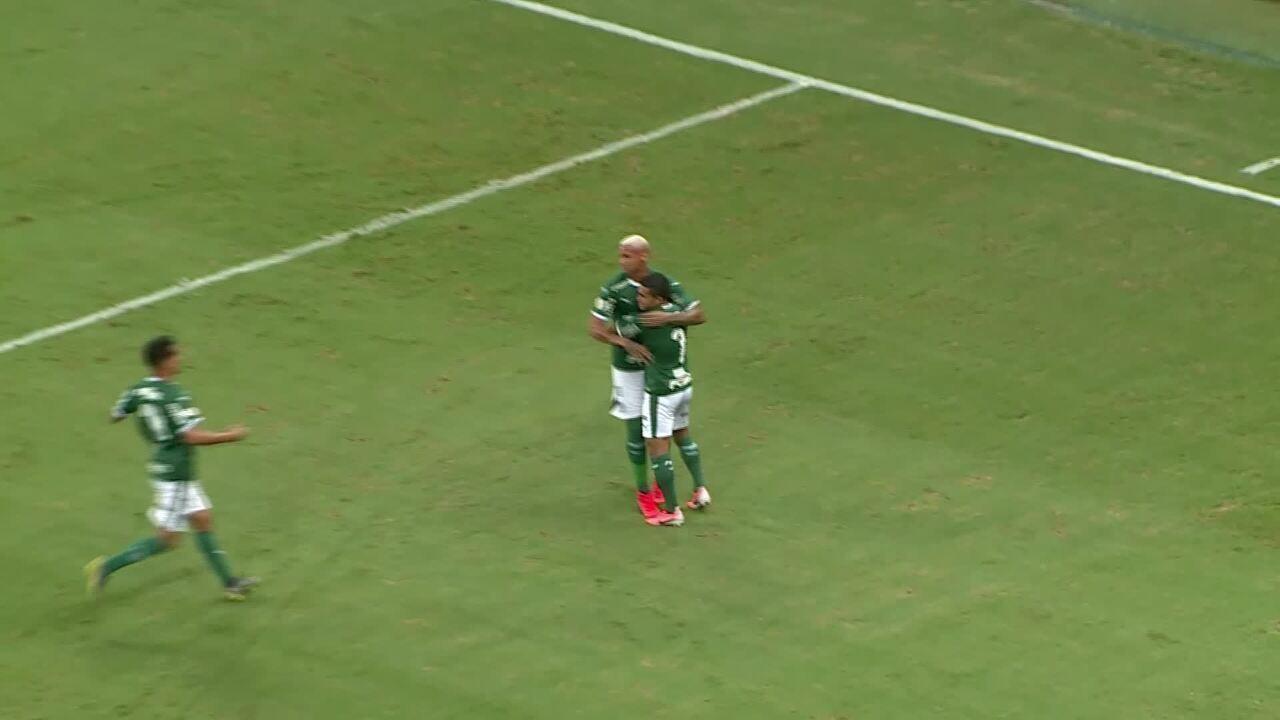 Melhores momentos de Palmeiras 1 x 0 Internacional pela 3ª rodada do Brasileirão 2019