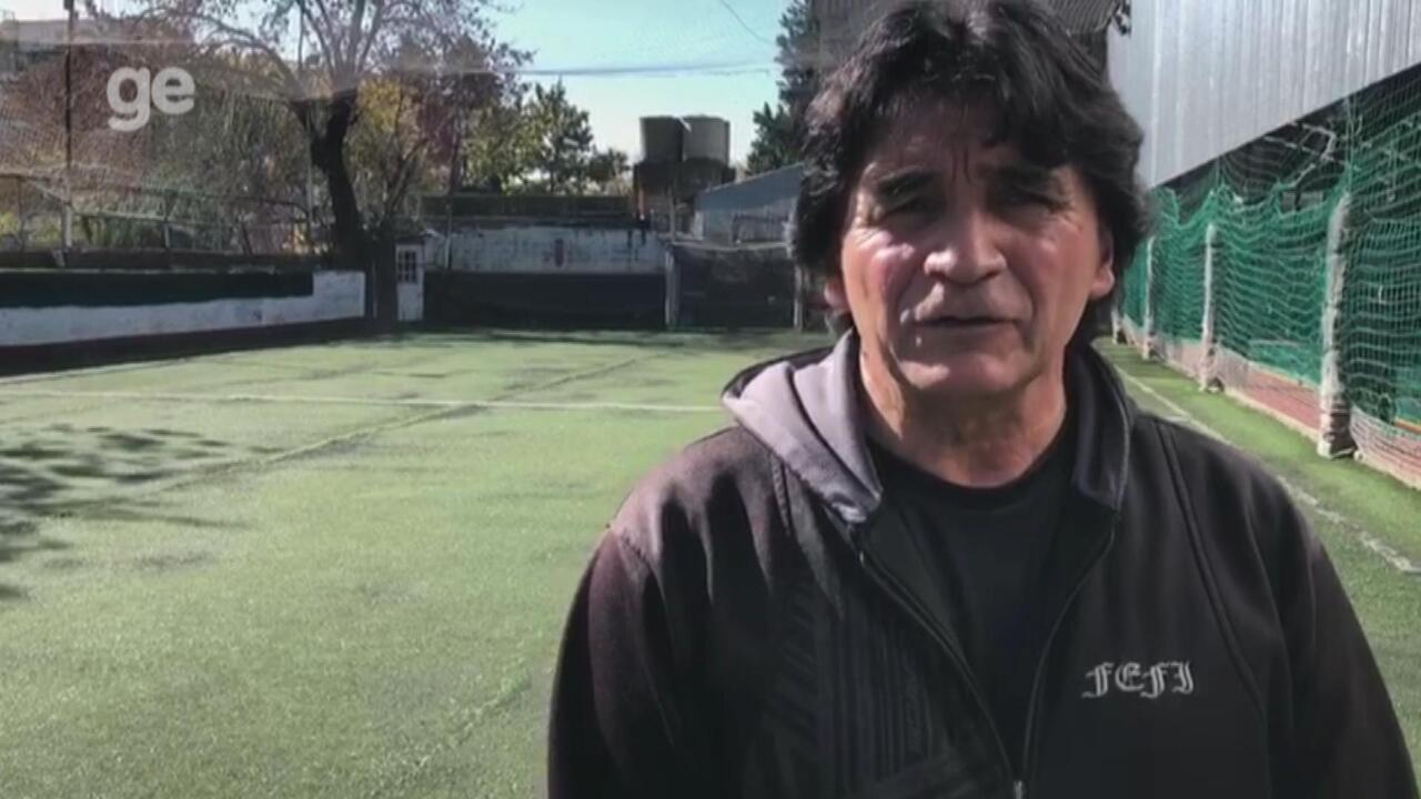 Primeiro treinador de D'Alessandro fala sobre como era trabalhar com o jogador