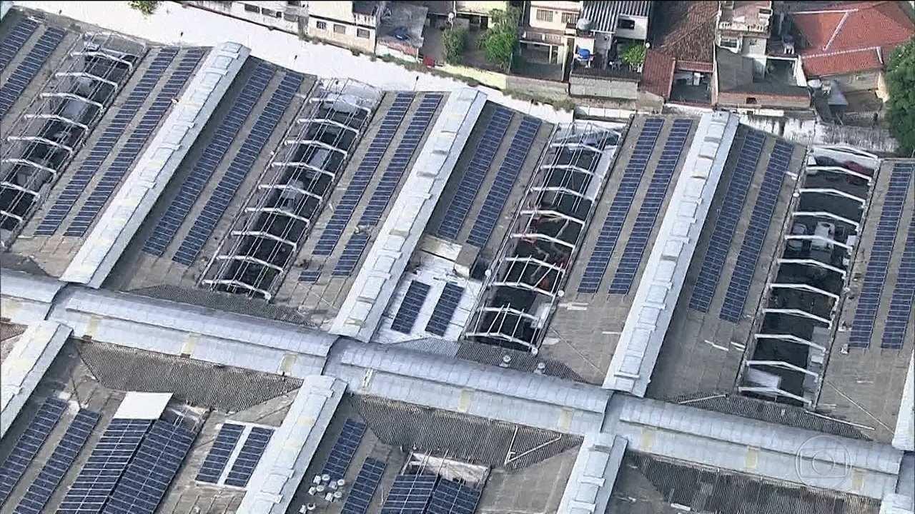 Energia solar avança no Brasil