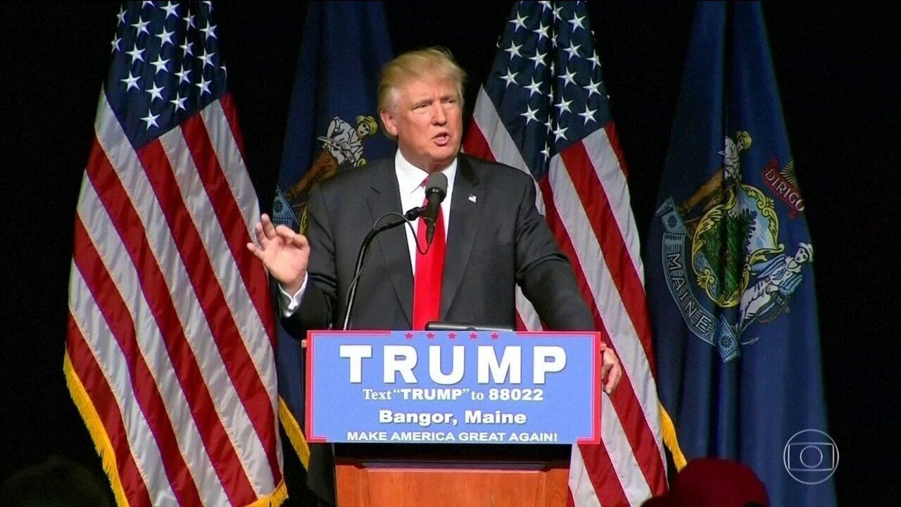 Trump aumenta tarifas de importação sobre produtos chineses e Bolsa cai