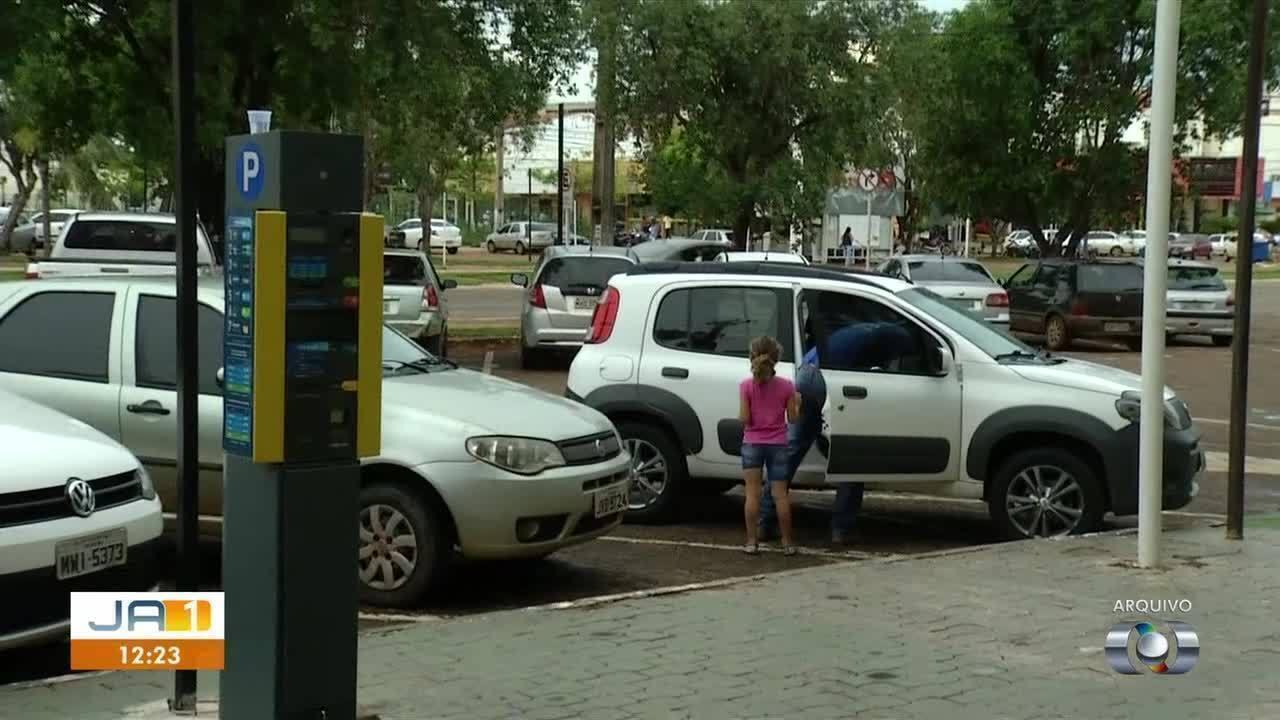 Cobrança do estacionamento rotativo divide opiniões em Palmas