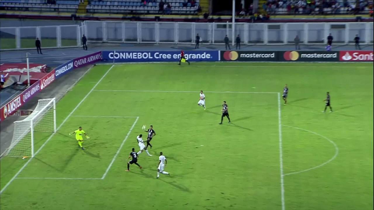 Melhores momentos de Zamora 1 x 2 Atlético-MG, pelo Grupo E da Libertadores