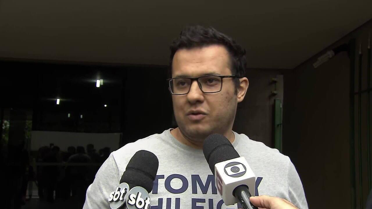 Turco Ali Sipahi ganha liberdade e diz que confia na Justiça brasileira