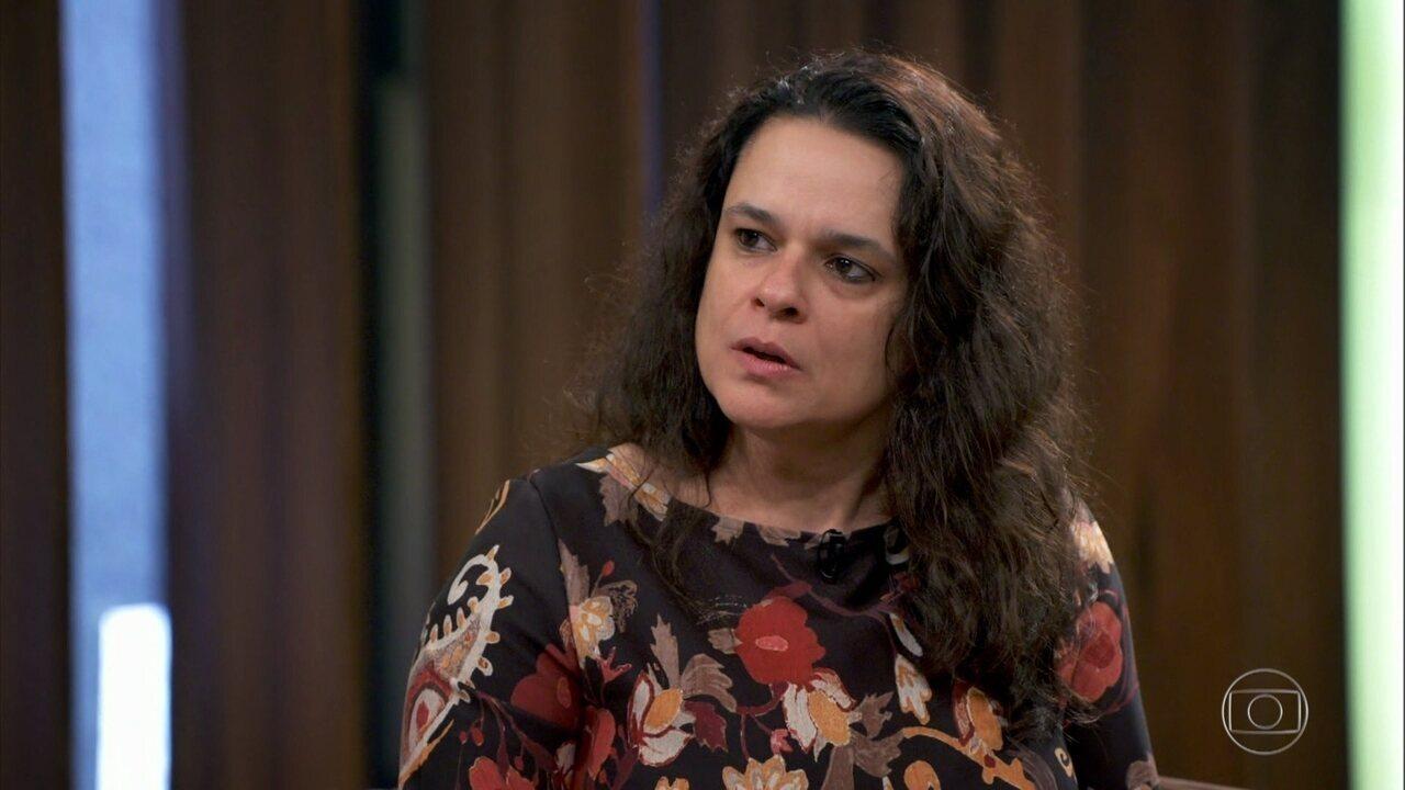 Janaina Paschoal comenta posição ideológica