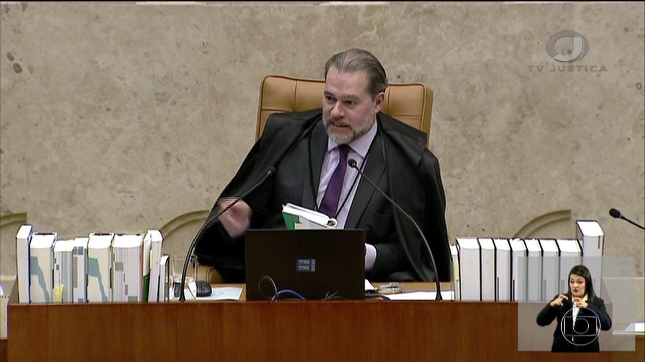 STF autoriza assembleias a anular prisão de deputados estaduais