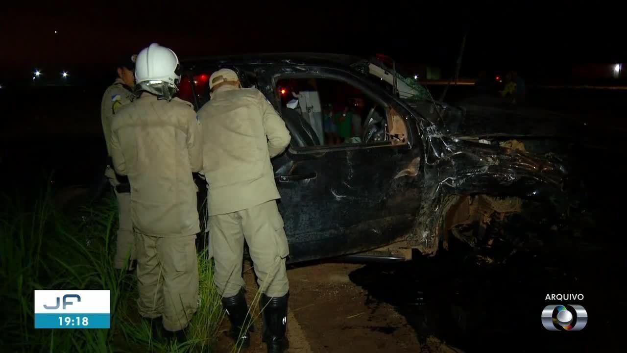 Acidentes matam mais que crimes no Tocantins, aponta levantamento