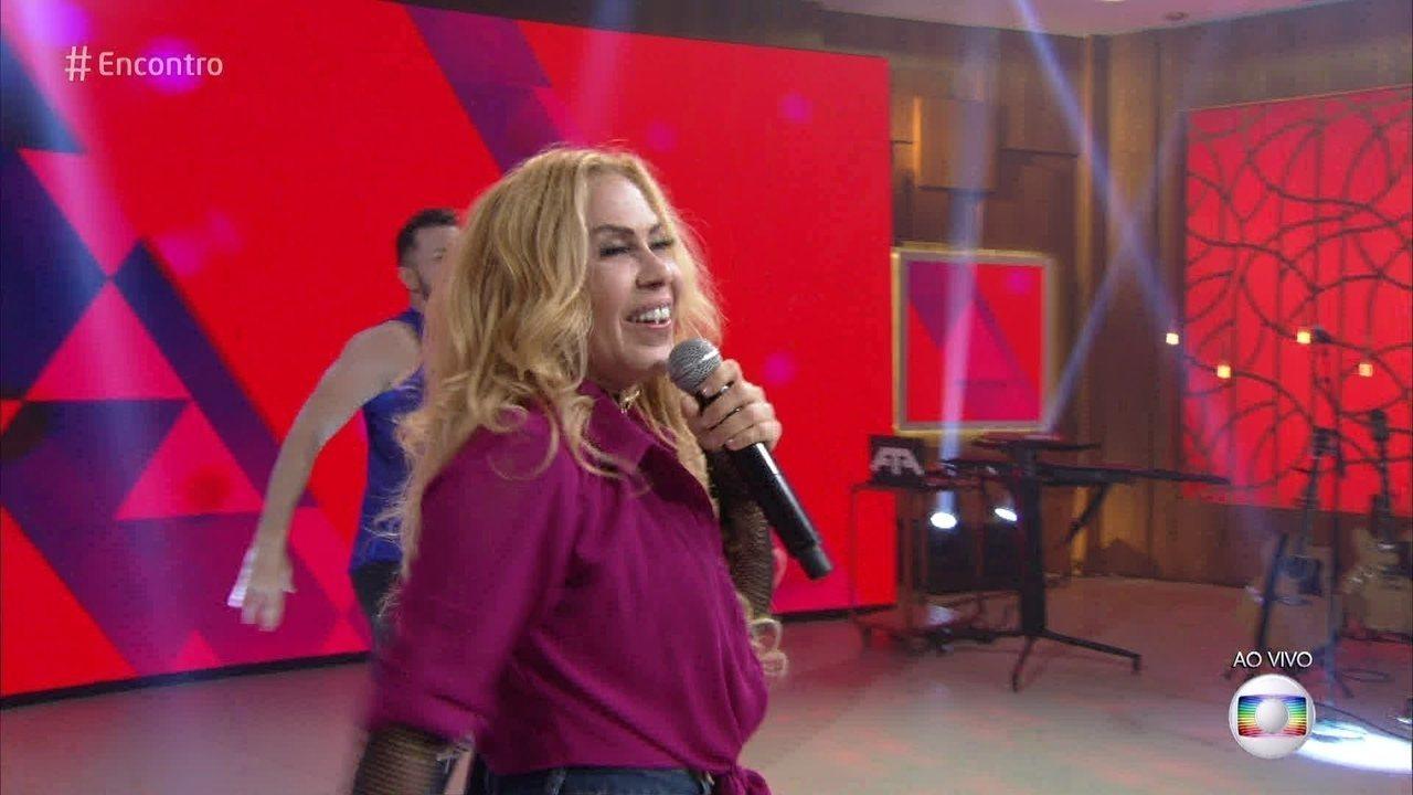 Joelma canta 'Ai Baby'