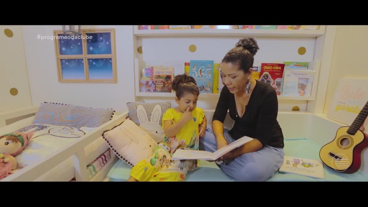 Depoimento de mãe: Naise Caldas tem uma filha empoderada e feminina