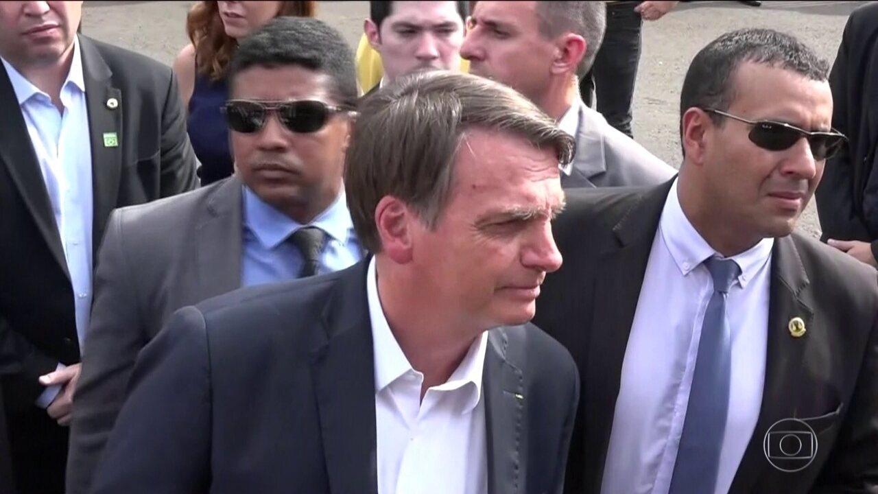 'Se é inconstitucional, tem que deixar de existir', diz Bolsonaro sobre decreto de armas