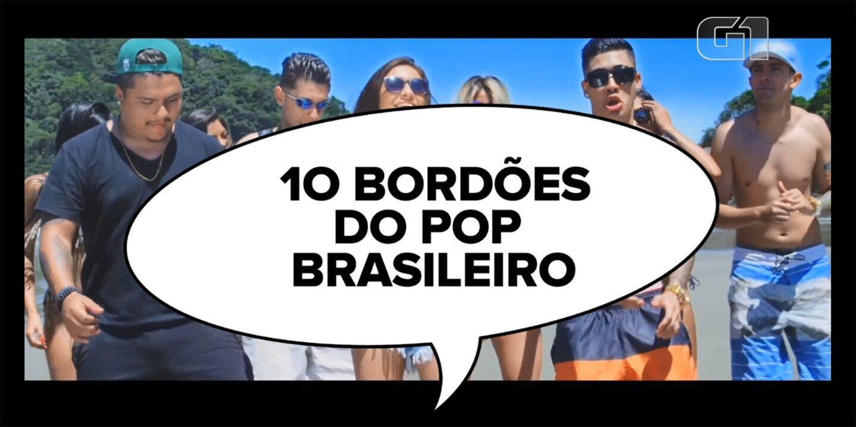 Dez bordões estourados da música brasileira