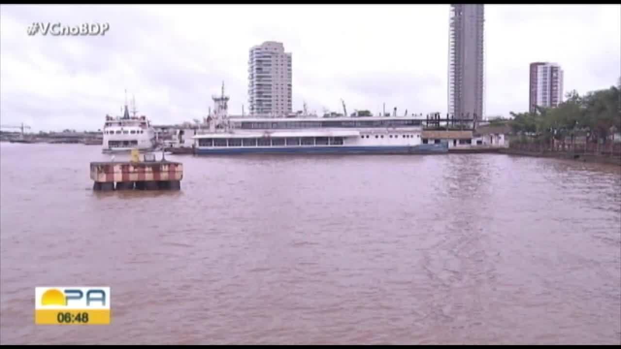 Após morte de adolescente, população reclama da falta de sinalização nos rios de Belém