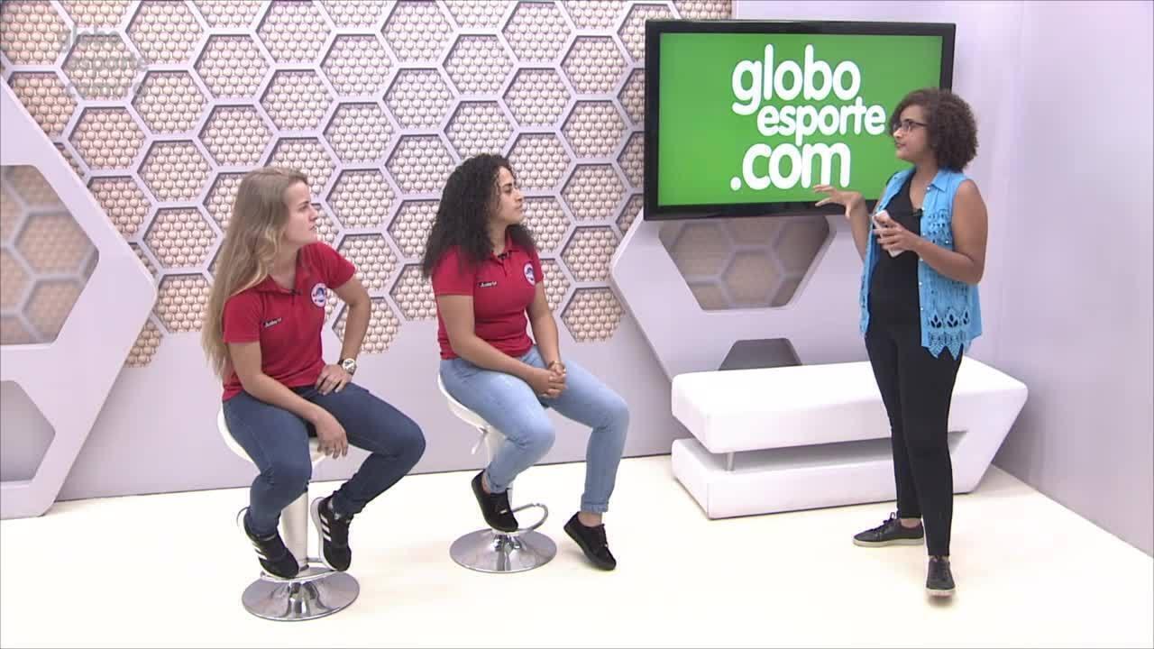 Bate-papo GE: Natiely e Flaviana falam de confronto do Porto Velho contra o Palmeiras