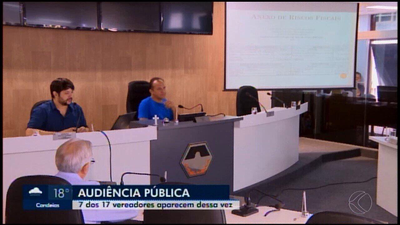 Previsão orçamentária de Divinópolis é de quase R$ 800 milhões para 2020