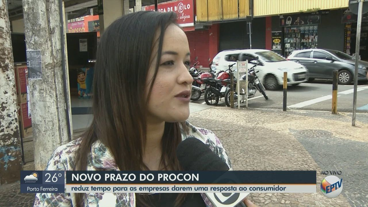 Procon de São Carlos reduz prazo para empresas darem retorno para o consumidor