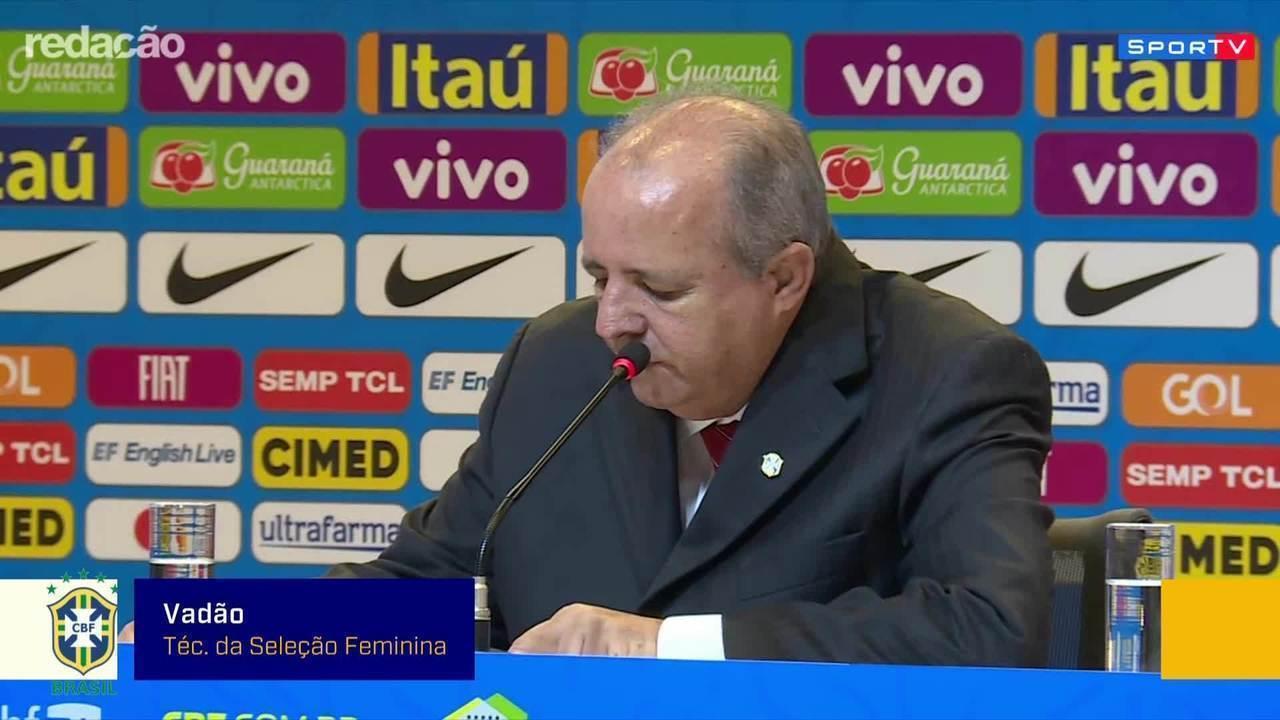 Com Marta, Cristiane e Formiga, Vadão convoca seleção feminina para a Copa do Mundo