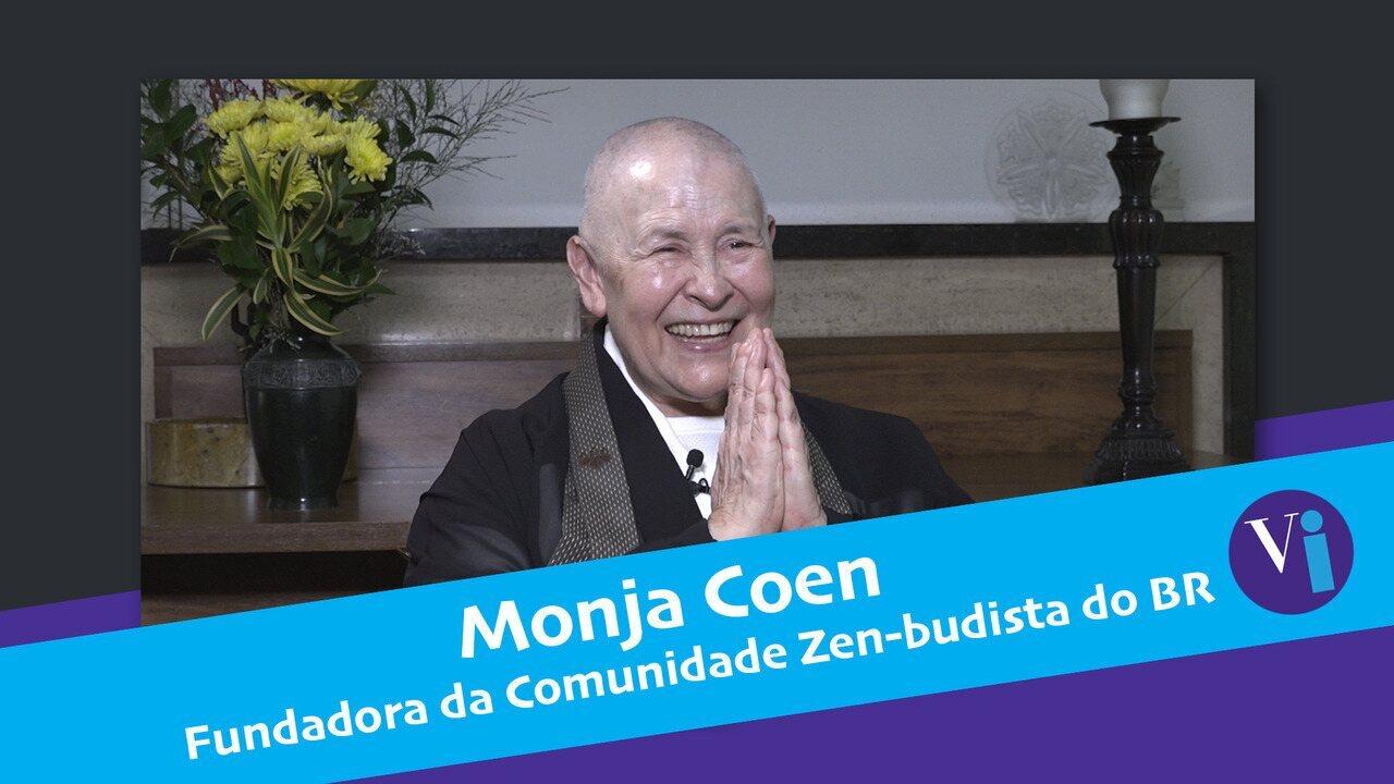Monja Coen dá dicas de como melhorar a sua relação com o dinheiro