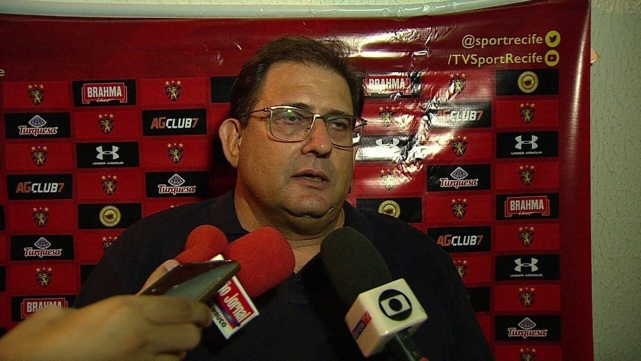 Veja na íntegra a coletiva de Guto Ferreira depois da vitória contra o América-MG